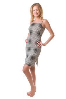 Free Checkered Dress Royalty Free Stock Photo - 8808875