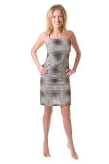 Free Checkered Beauty Royalty Free Stock Photography - 8808877