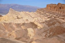 Free Zabriskie Point Stock Image - 8809091