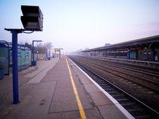 Platform 2 Stock Images