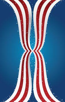 Free United States Flag Background Stock Photos - 8809253