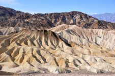 Free Zabriskie Point Stock Photos - 8809663