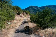 Free Flume Trail Stock Image - 88032551