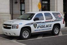 Free Amtrak Police K9 Unit Tahoe Royalty Free Stock Photo - 88032765