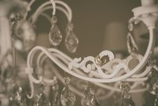 Free Chandelier With Rings Stock Images - 88037674