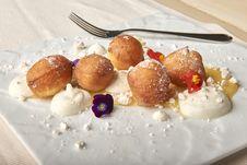 Free Sweet Dough Balls Royalty Free Stock Images - 88038529