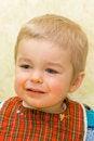 Free Sad Little Boy Stock Photos - 8810573