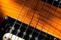 Free Guitar Strings Stock Image - 8811511