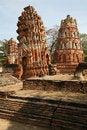 Free Ruins Of Ayutthaya Stock Photos - 8813273