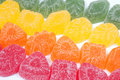 Free Multicoloured Gumdrops Background Stock Photos - 8817973