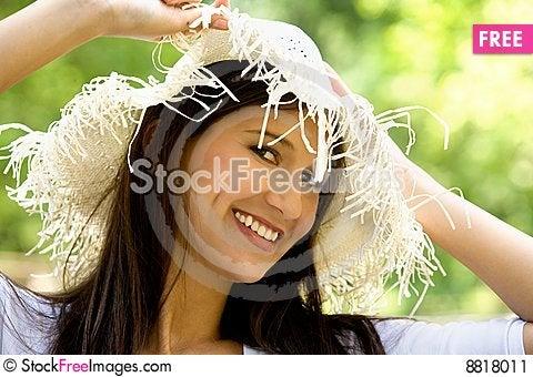 Free Summer Beauty Stock Image - 8818011