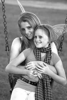 Free Sisters Stock Photography - 8810122