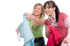 Free Shopaholics Stock Photo - 8810170