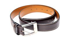 Free Leather Belt Royalty Free Stock Images - 8810349