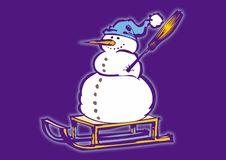 Free Snowman Stock Photo - 8810590