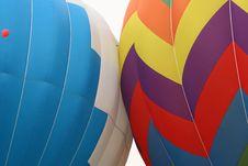 Free Hot Air Balloons Detail Royalty Free Stock Photos - 8810708