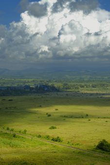 Free Valley - Cuban Landscape Stock Photography - 8811042