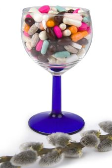 Free Pills Stock Photo - 8811910
