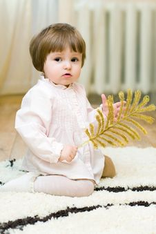 Free Little Girl Stock Photography - 8812002