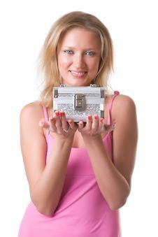 Free Box Royalty Free Stock Photography - 8812217
