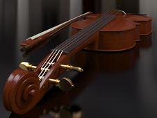 Free Violin Royalty Free Stock Image - 8812336