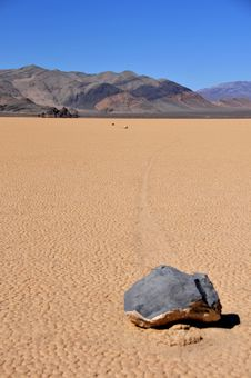 Free Racetrack Playa Royalty Free Stock Photos - 8813088