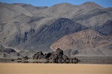 Free Racetrack Playa Stock Images - 8813974