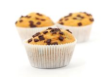 Muffins Royalty Free Stock Photography