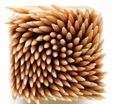 Free Confusion Toothpicks Royalty Free Stock Images - 8814389