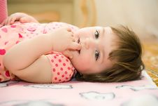 Free Little Girl Royalty Free Stock Image - 8814836