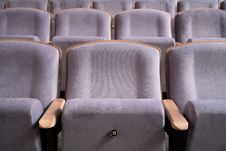 Free Seats 13 Stock Photography - 8815362