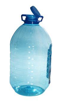 Free Empty Plastic Bottle Royalty Free Stock Photo - 8815885