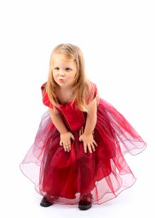 Free Little Girl Royalty Free Stock Photos - 8817008