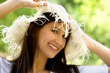 Free Summer Beauty Stock Image - 8818011