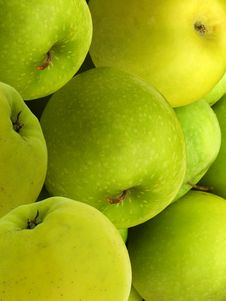 Free Apples Green Stock Photos - 8818383