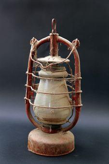 Ancient Lamp Royalty Free Stock Photo