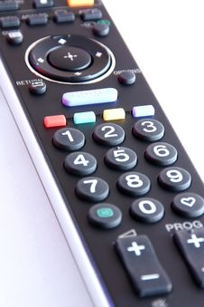Free Remote Control Royalty Free Stock Image - 8819126