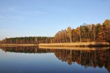 Free Mirror In The Lake Stock Images - 8819484