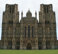 Wells Cathedral 3 Royalty Free Stock Photography