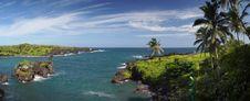 Free Wai Anapanapa State Park. Maui. Stock Photo - 88100720