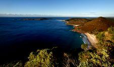 Free Tomaree Peninsula.Port Stephens NSW. Stock Image - 88100781
