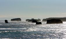 Free Bay Of Martyrs.Victoria.Aust. Royalty Free Stock Images - 88100799