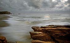 Free A Rugged Coastline.NZ Stock Photo - 88101090