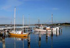 Free Moorings Apollo Bay Stock Images - 88101714