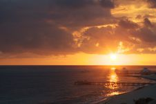 Free Sunrise @ Cayman Stock Photography - 88188262