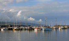 Free Fishing Fleet Apollo Bay Royalty Free Stock Photos - 88191208