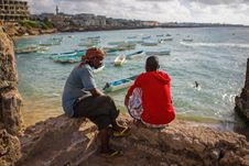 Free 2013_03_16_Somalia_Fishing C Royalty Free Stock Photography - 88191447