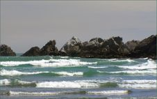 Free West Coast Beaches Of New Zealand &x28;19&x29; Royalty Free Stock Photos - 88191548