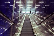 Free View Of Escalator Stock Photos - 88193533