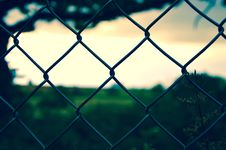 Free Wire Mesh Fence Stock Photos - 88193873